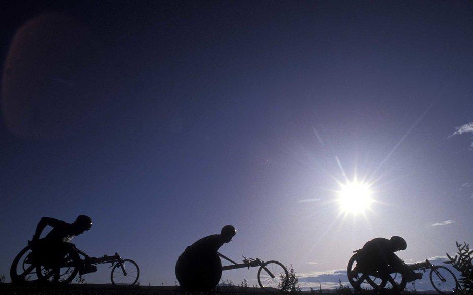 4. Марафон во время солнцестояния.