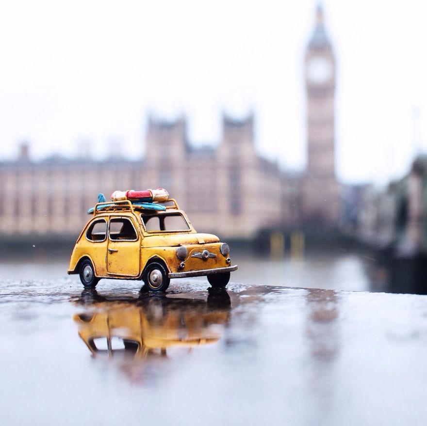 12. Лондон зовет.