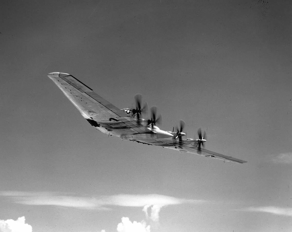 6. Northrop XB-35.
