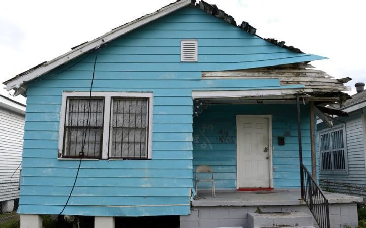 7. Ураган Катрина, который обрушился на Новый Орлеан в 2005 году, породил неожиданный интерес у туристов, которые потоками съезжались в Новый Орлеан, чтобы посетить пострадавшие от урагана районы.