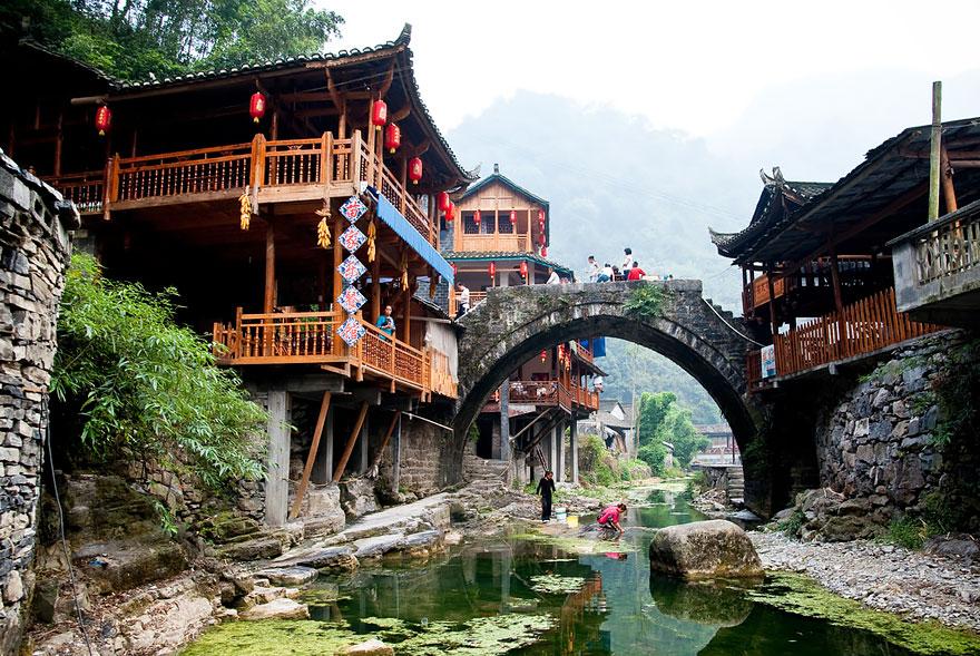 15. Дахун, Китай.