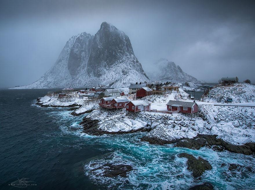 7. Хамнёй, Норвегия.