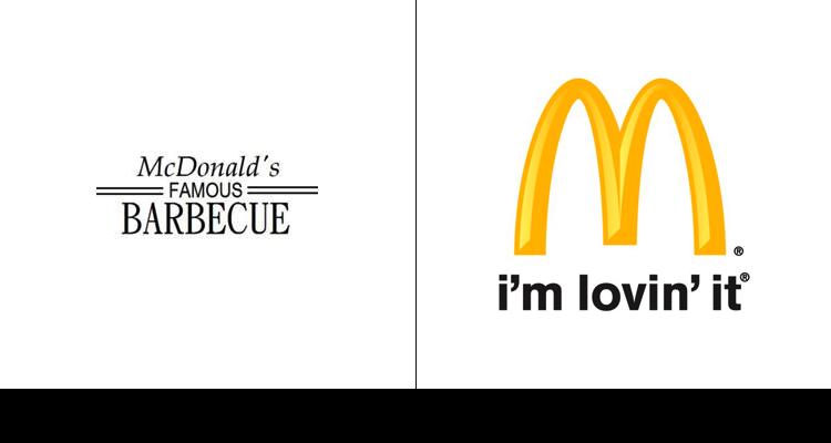 13. Макдональдс изначально специализировался на барбекю. Но только с 1940 по 1948 год. После компания поняла, что истинная страсть людей – это гамбургеры. Было предложено много вариантов знака, но Макдональдс остановился на фирменных арках.