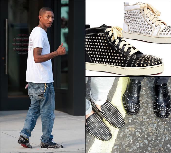 15. Тоже самое относится и к обуви с шипами. Одевайтесь стильно и правильно!