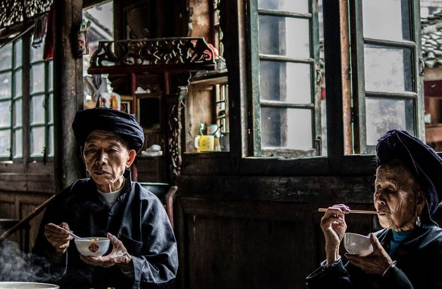 22. «Обед вне времени», Китай.
