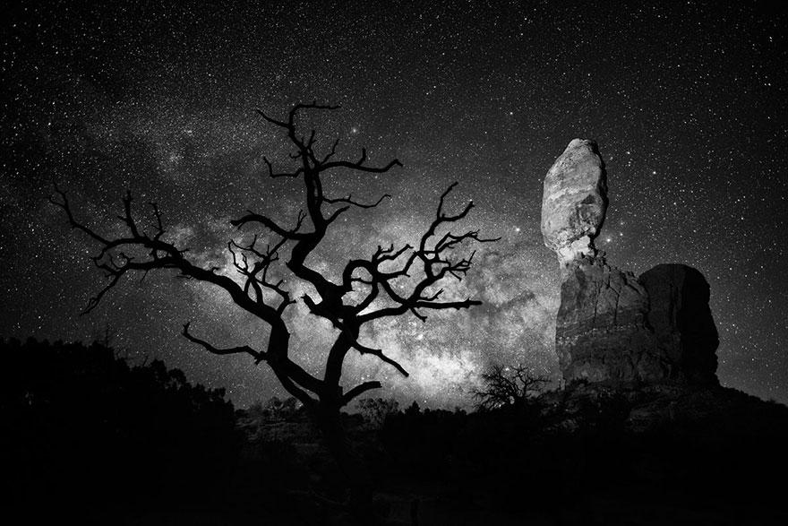 30. «Балансирующая гора», Юта, США