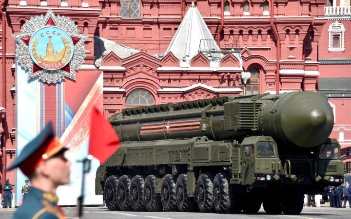 4. PC-24 «Ярс» — российская твёрдотопливная межконтинентальная баллистическая ракета.