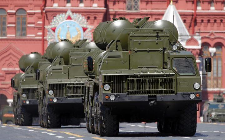 5. «Триумф», С-400 – зенитная ракетная система.