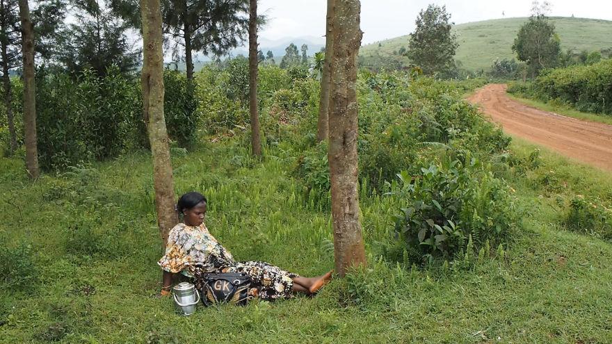 4. Из-за беременности Chanceline трудно преодолевать такие расстояния и вынужденные перерывы могут затянуться.