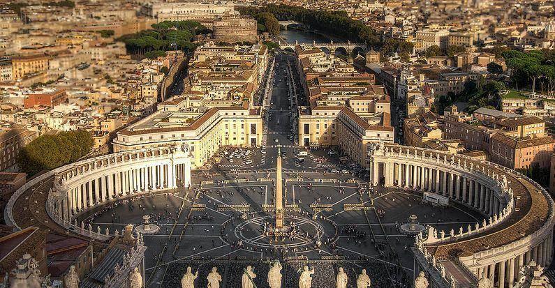 7. Ватиканский секретный архив.
