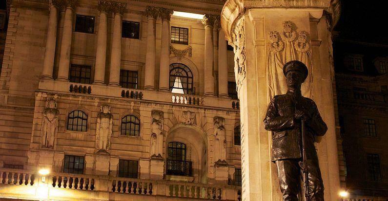 9. Банк Англии.