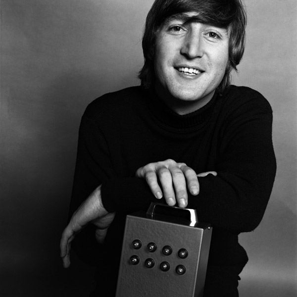 4. Джон Леннон (фото Брайан Даффи).