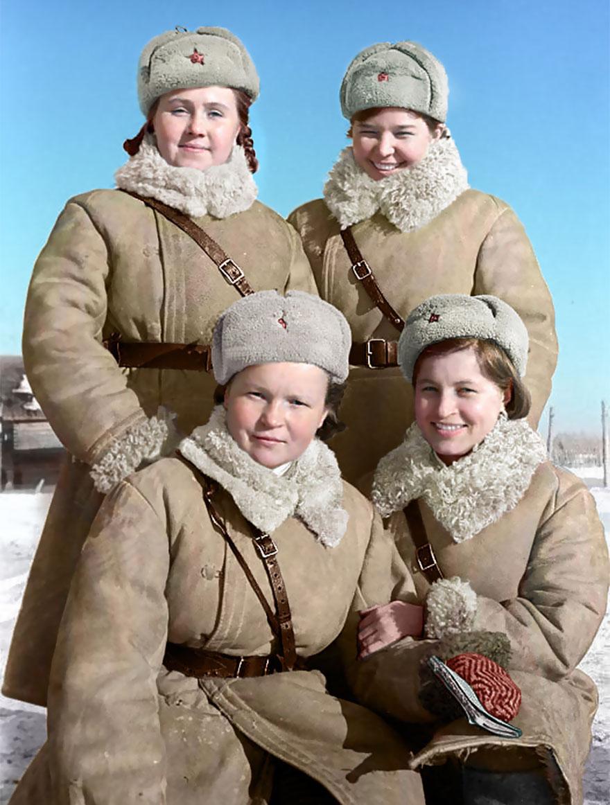 43. Волховский фронт, 1943 год.