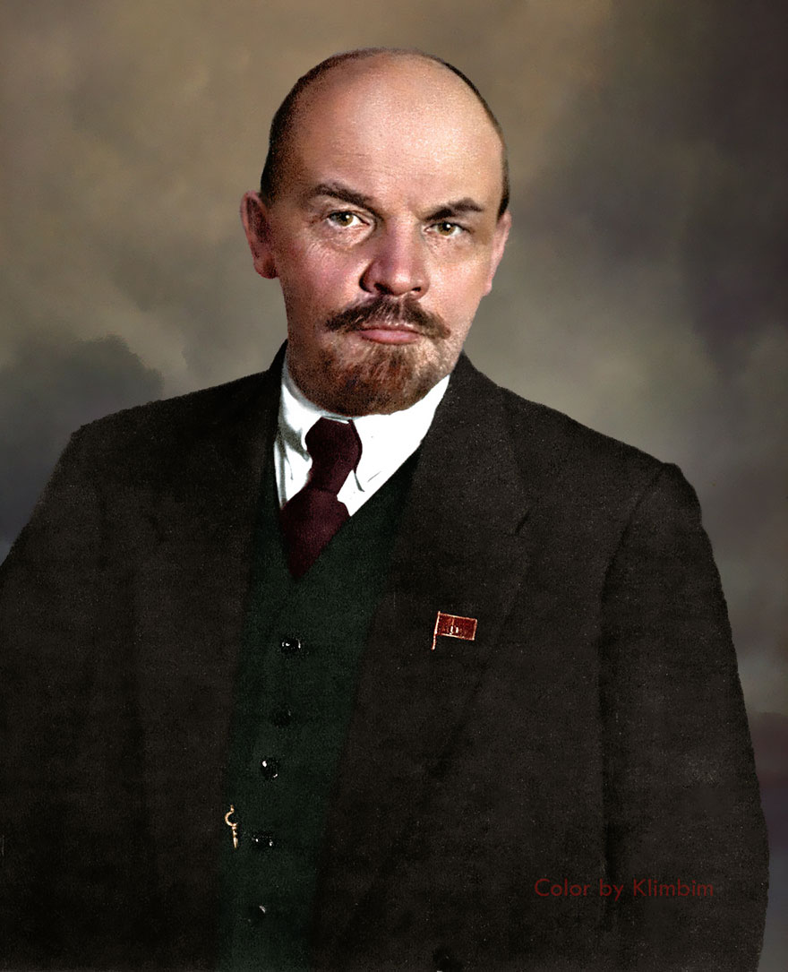 57. Ленин, 1900 год.