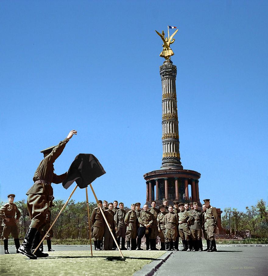 58. Берлин, 1945 год.