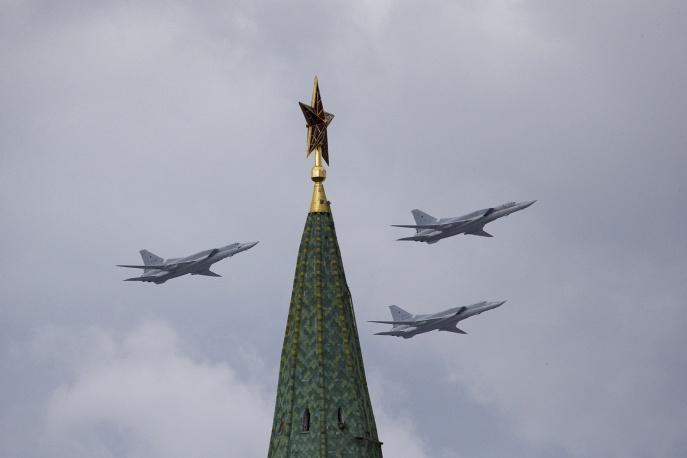 25. Ракетоносцы Ту-22М3.