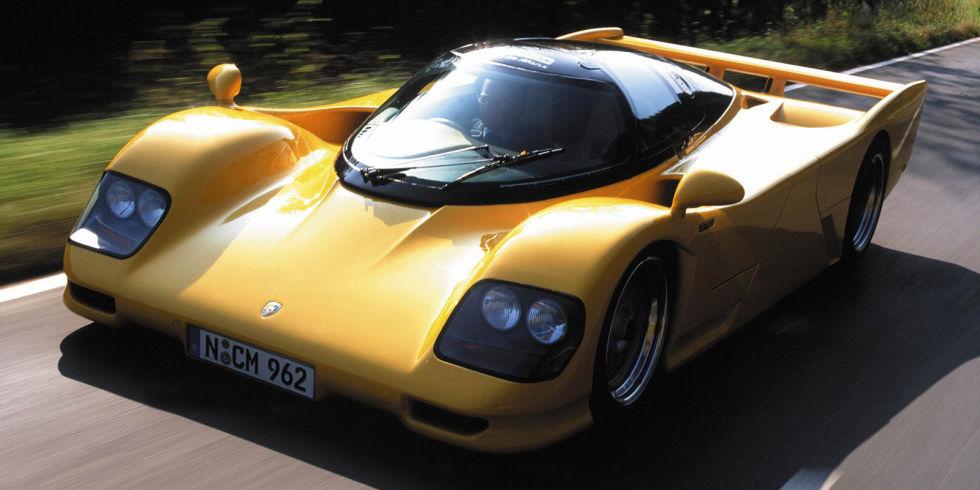 6. Dauer 962 Le Mans.