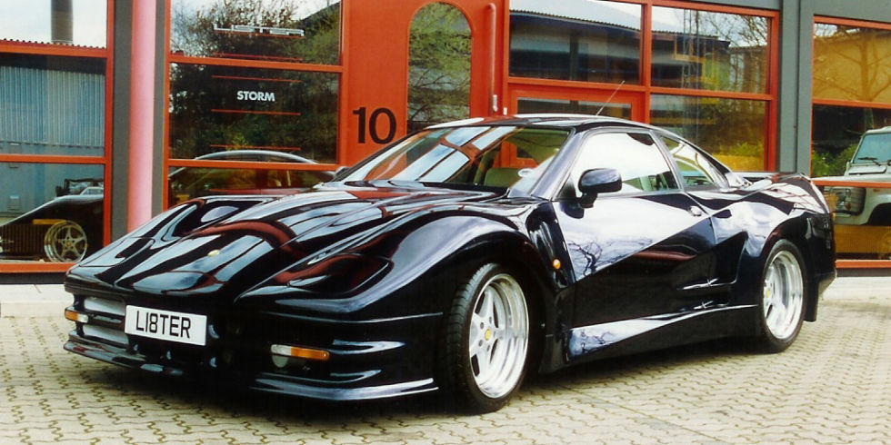 8. Lister Storm.