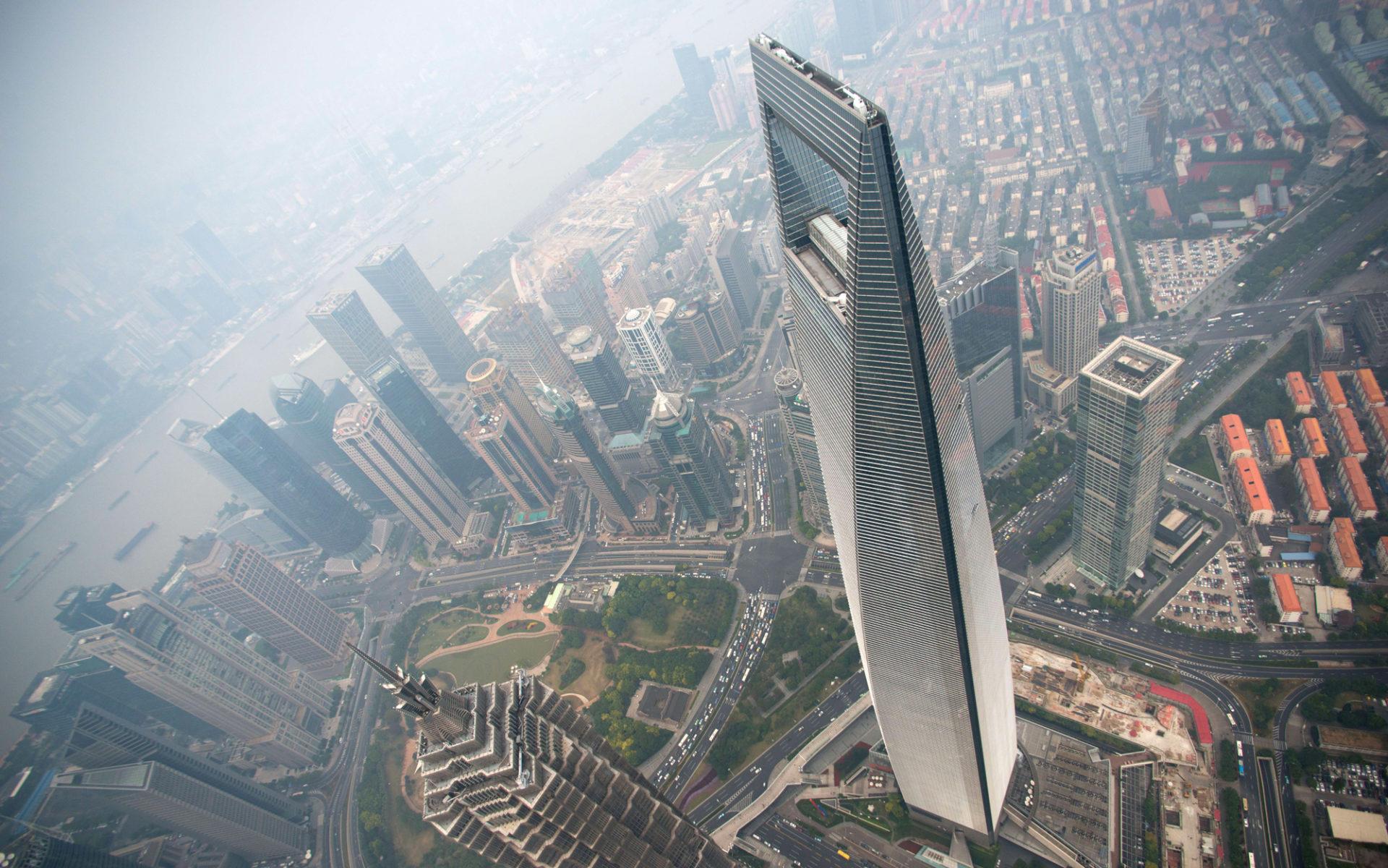 12. Шанхайский всемирный финансовый центр (Шанхай, Китай) – 492 метра.