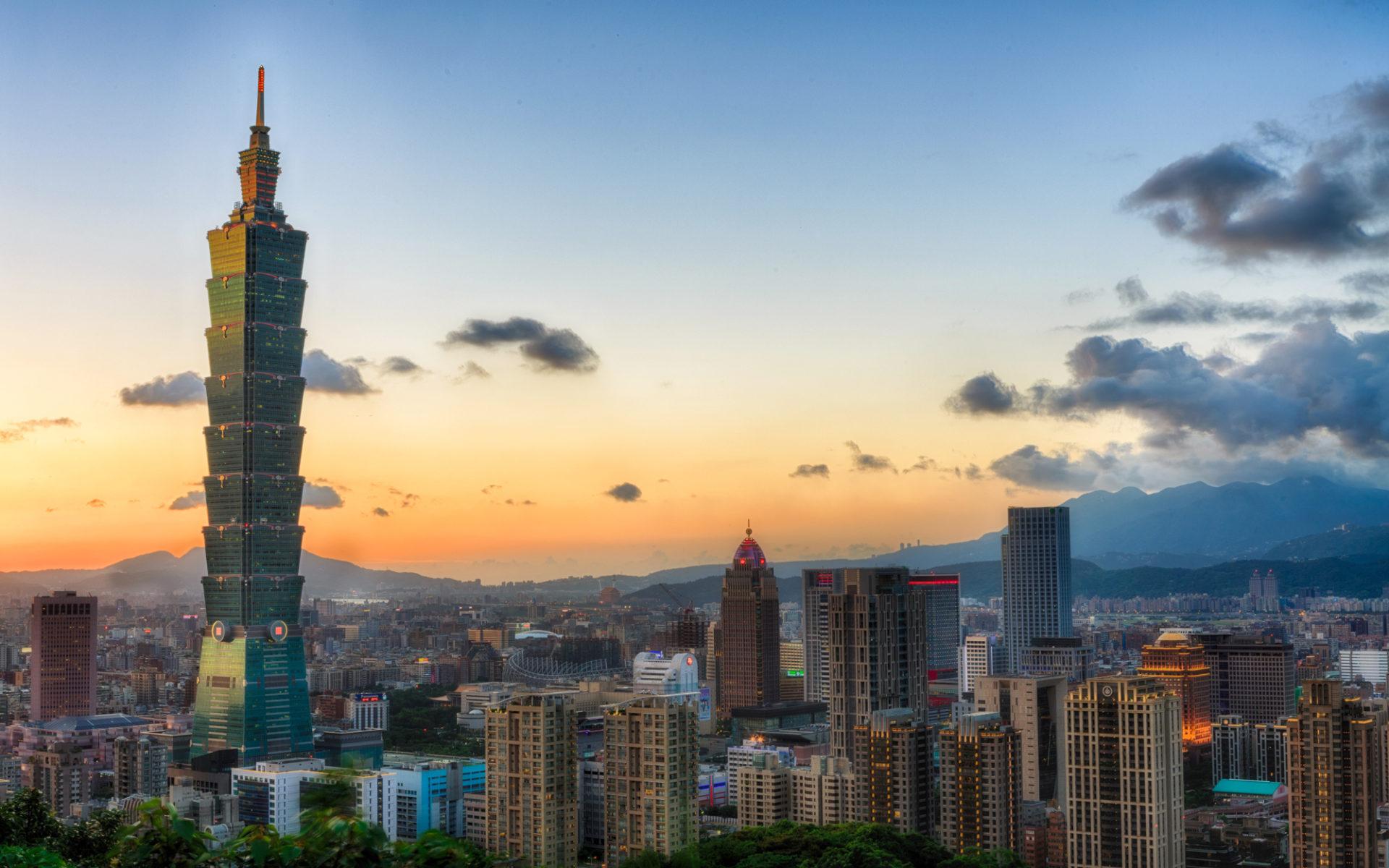 13. Тайбэй 101 (Тайбэй, Тайвань) – 509 метров.