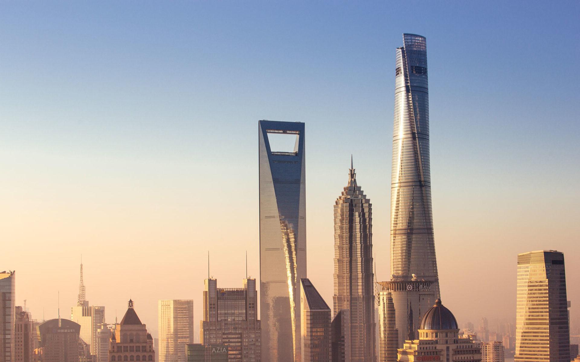 19. Шанхайская башня (Шанхай, Китай) – 632 метра.