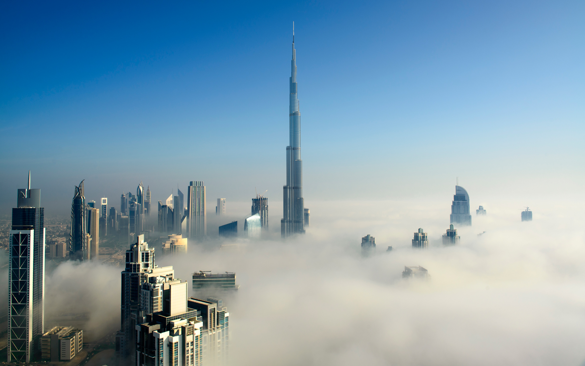 20. Бурдж-Халифа (Дубай, ОАЭ) – 828 метров.
