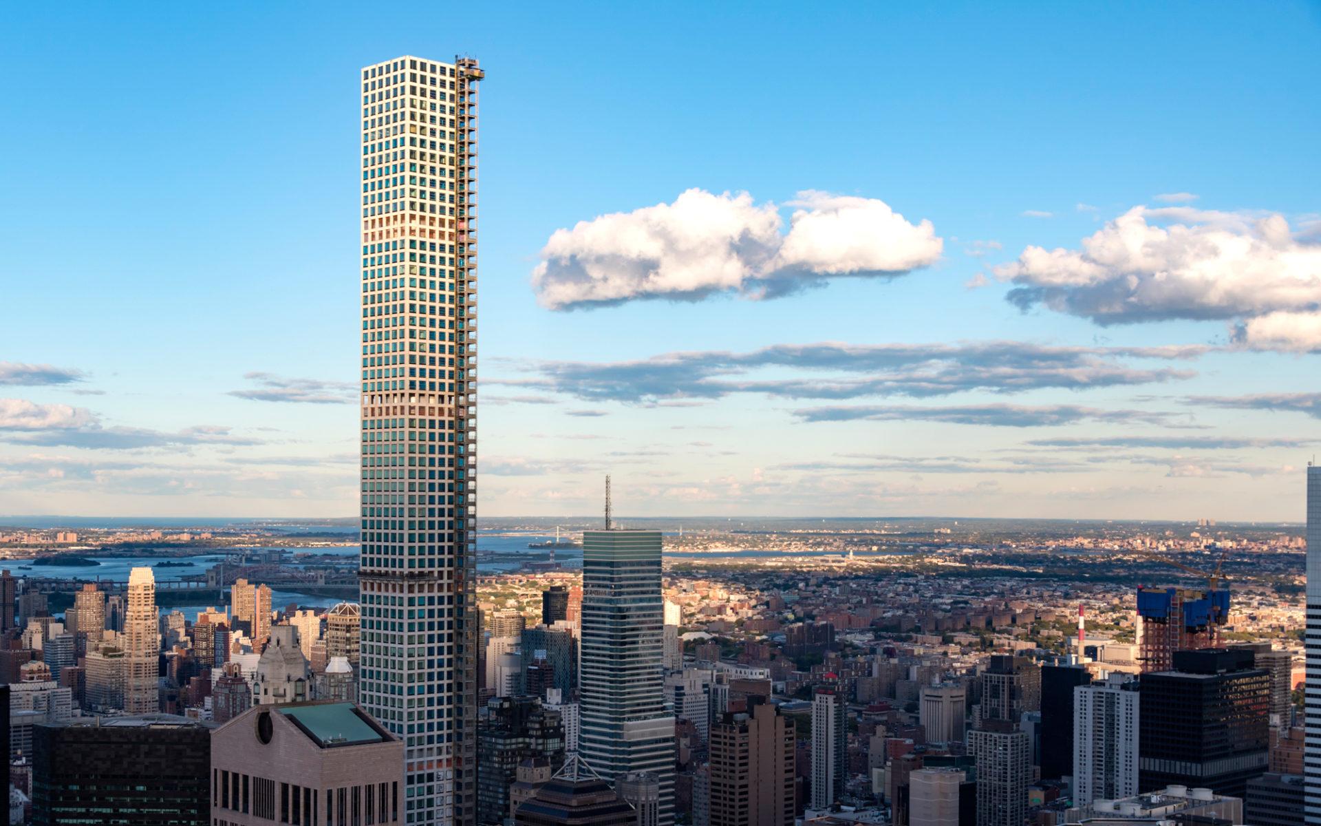 3. 432 Парк-авеню (Нью-Йорк, США) – 426 метров.
