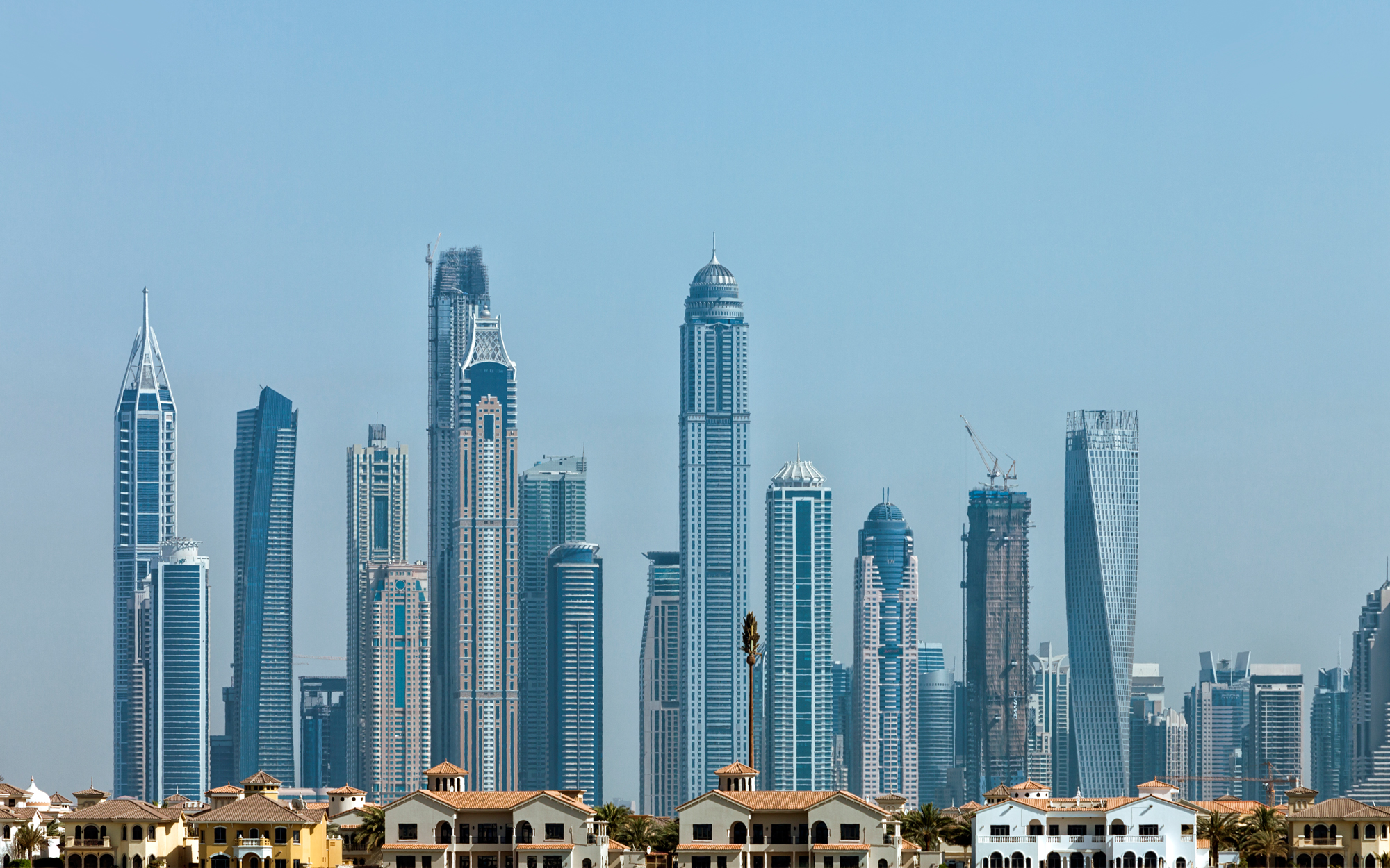 4. Marina 101 (Дубай, ОАЭ) – 427 метров.
