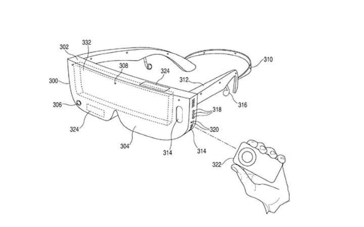 1. Гарнитура виртуальной реальности. Apple первой подала заявку на патент гарнитуры виртуальной реальности еще в 2008 году. Очки-дисплей и портативное устройство управления, которое позволило бы управлять изображением. Но Samsung и Google оказались расторопнее в этом плане, но мы все еще ждем этот продукт именно от Apple.