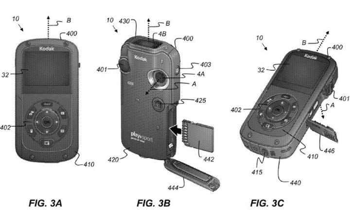4. Аналог GoPro мог бы появиться у Apple, после приобретения большей части активов компании Kodak.