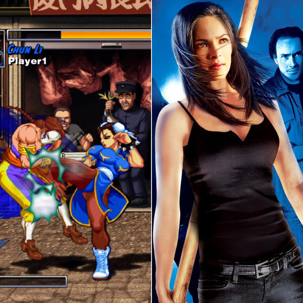 17. Кристин Кройк в роли Чунь-Ли из Street Fighter.
