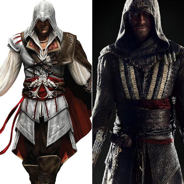 18. Майкл Фассбендер - 'Assassin's Creed.