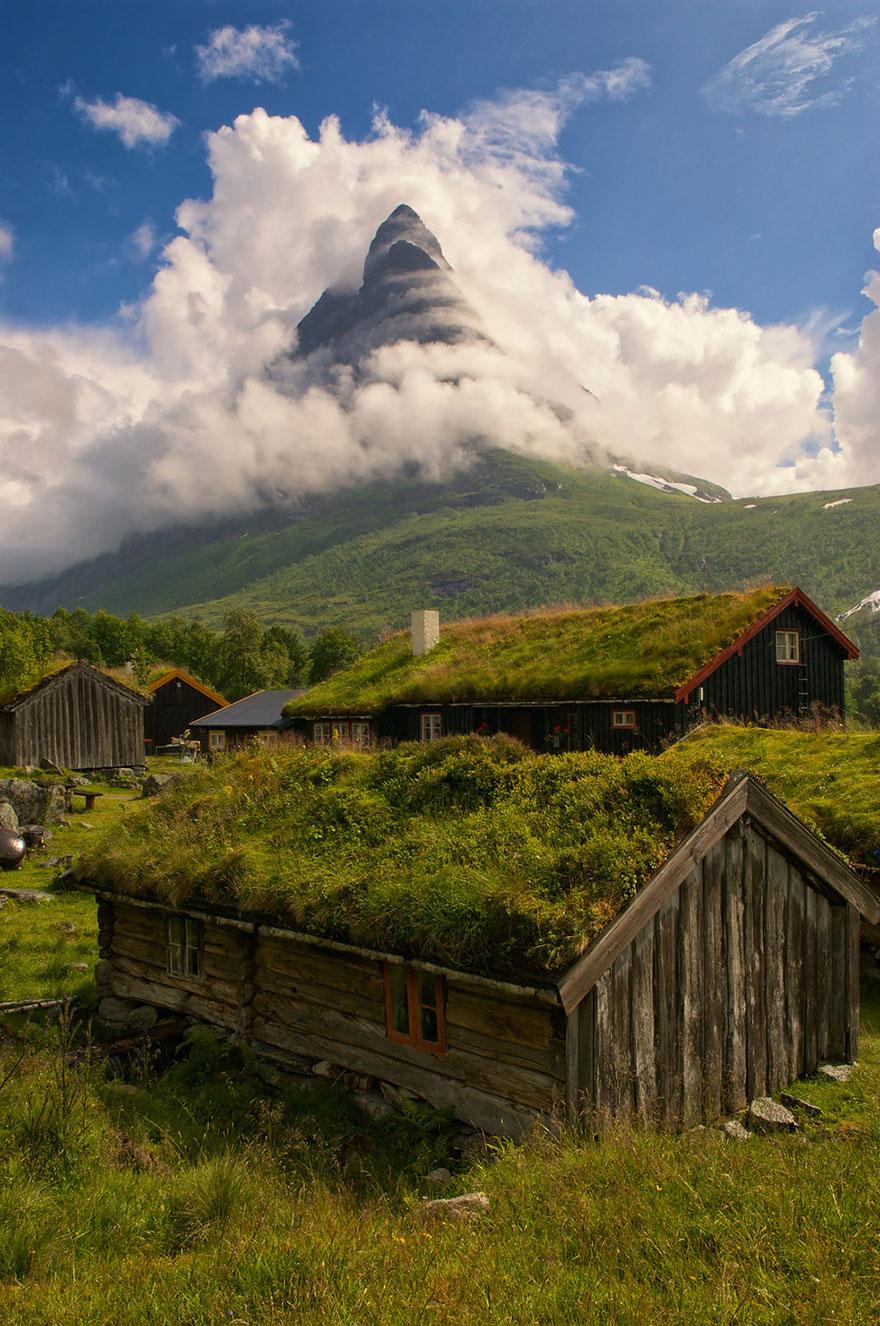 4. Рендольсетра, Норвегия.