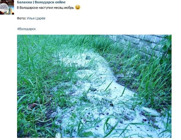 11. В соцсетях шутят по поводу наступившего лета, называя июнь – июбрем.