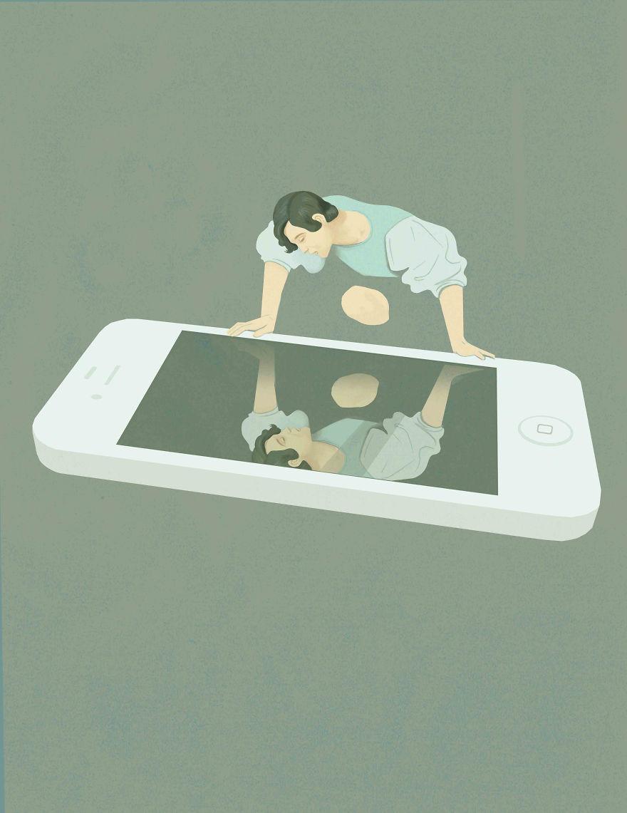 1. Нарциссизм в социальных медиа.