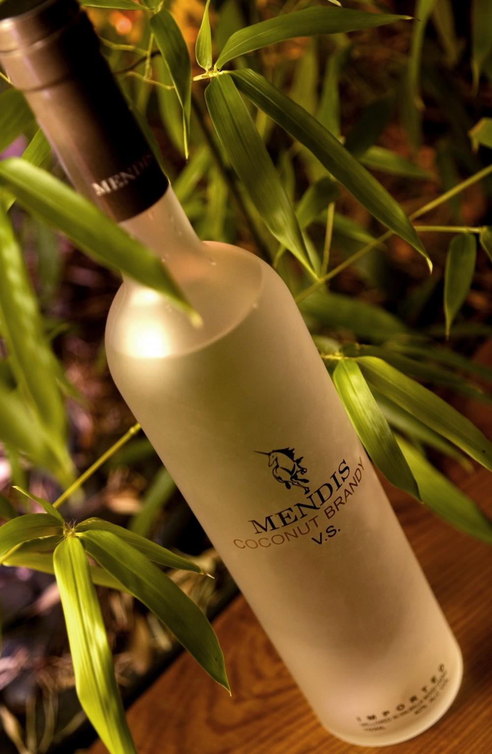 11. Mendis Coconut Brandy – $1 миллион.