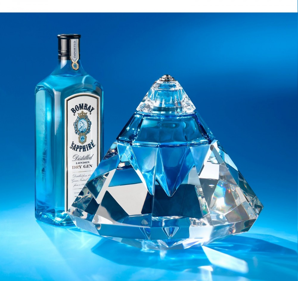 6. Bombay Sapphire Revelation – $200000.