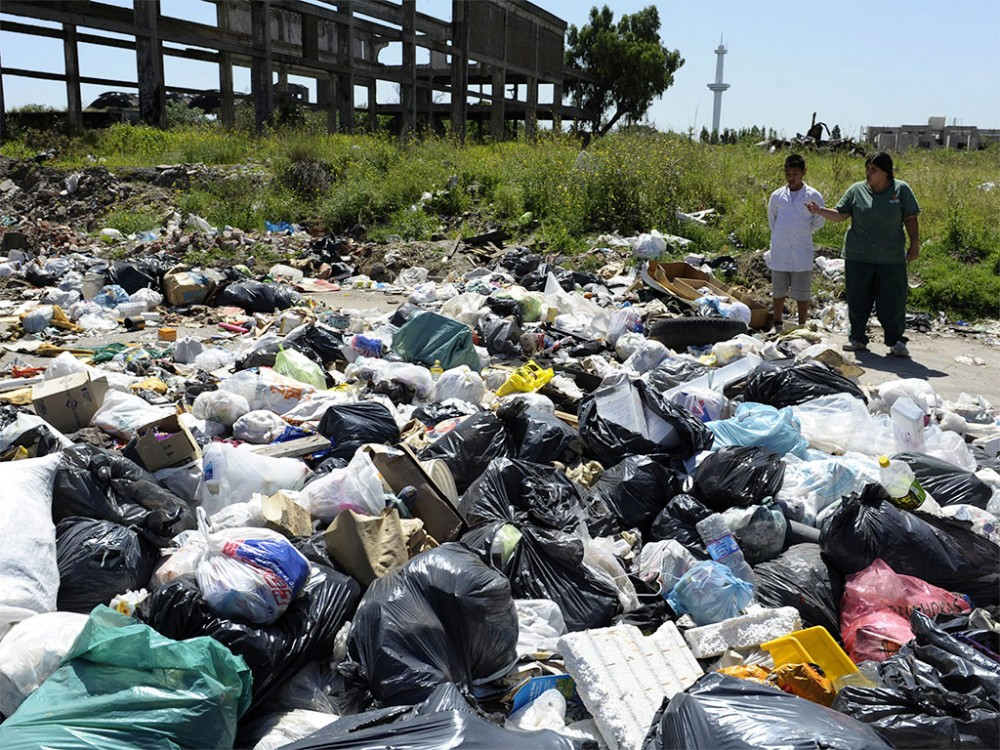 4. Матанса-Риачуэло, Аргентина – промышленное загрязнение.