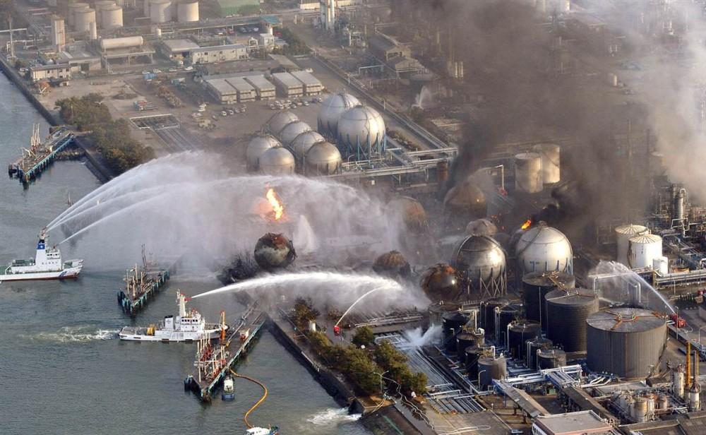 9. Фукусима, Япония – радиационная авария.