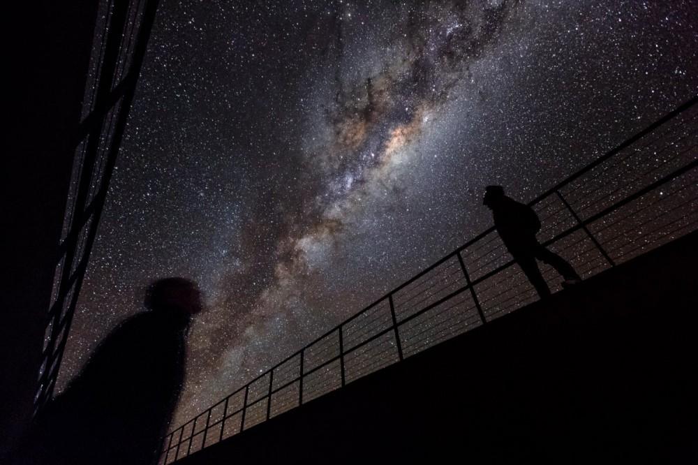 1. Мы состоим из звезд.