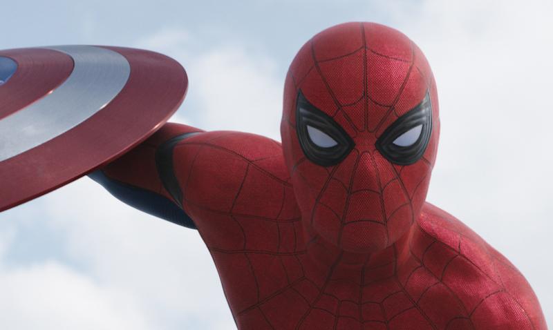 Фильм Человек паук: Возвращение домой online