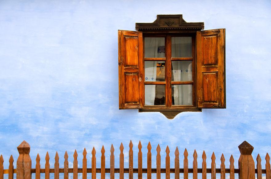 3. Традиционный дом в Трансильвании.