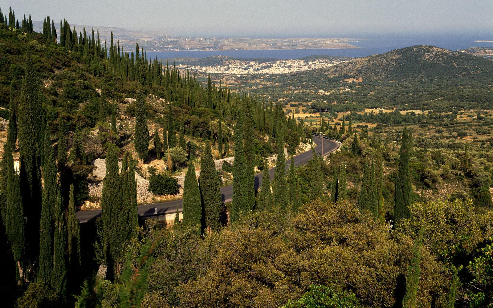 6. Корфу, Греция.