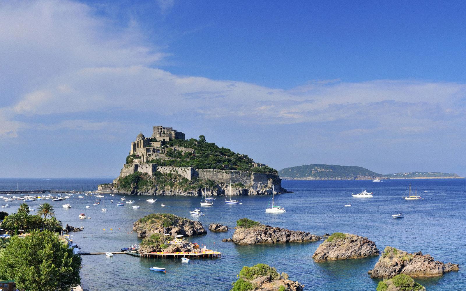 8. Искья, Италия.