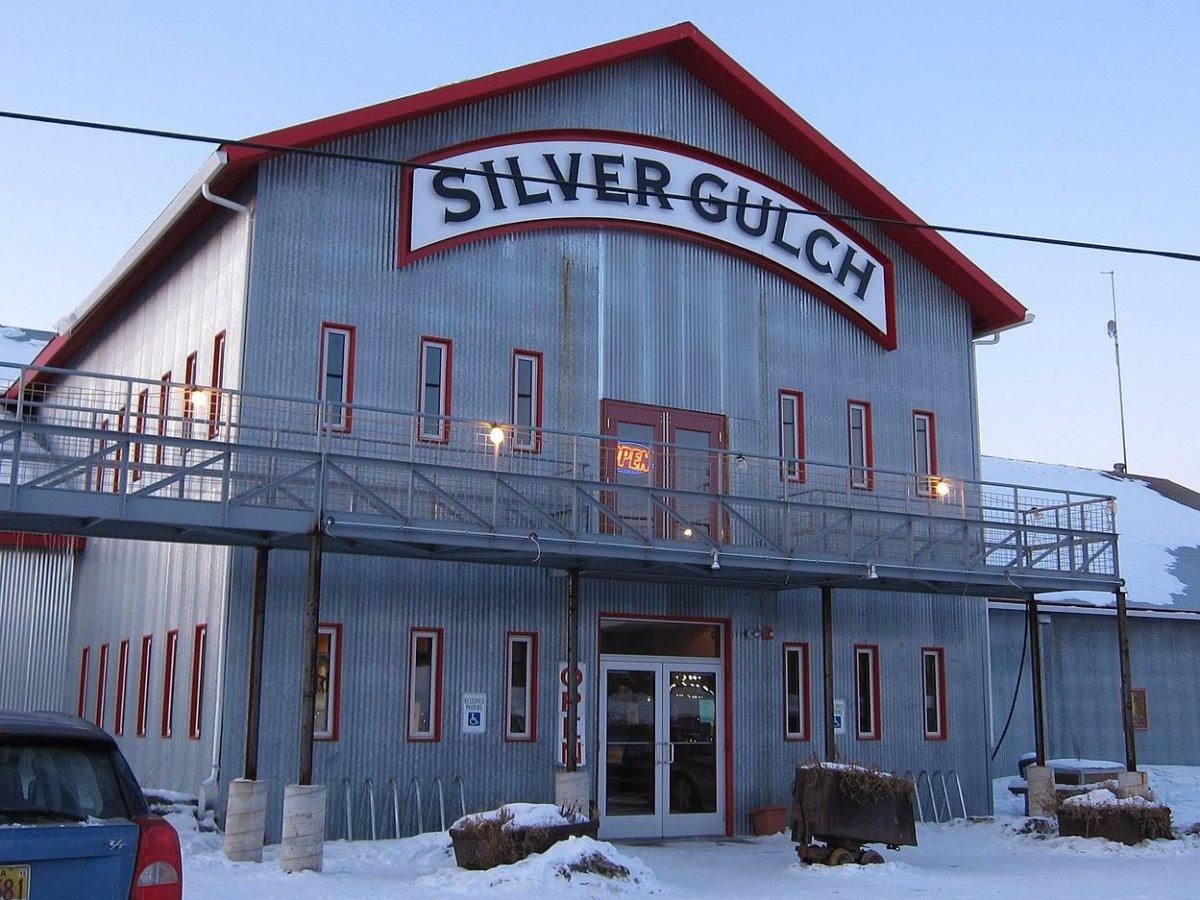 10. Silver Gulch Brewing & Bottling Co – самый северный пивоваренный завод, расположенный на Аляске.