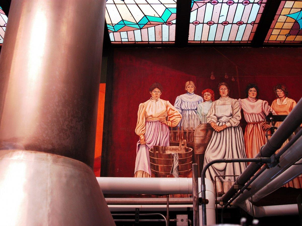8. Любой уважающий себя любитель пива должен совершить паломничество в старейшую пивоварню Америки Pottsville, штат Пенсильвания.