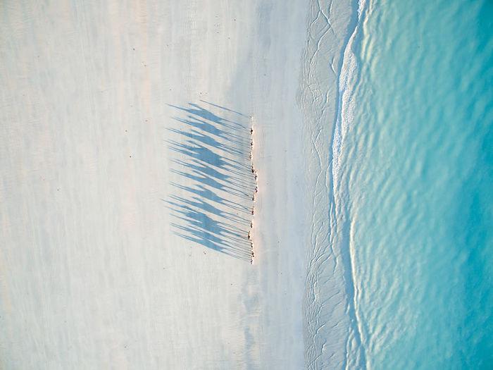 3. Второе место заняло фото Cable Beach.