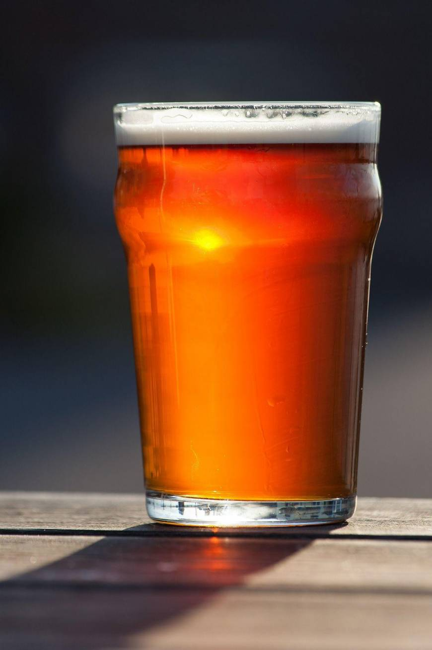 8. Пиво.