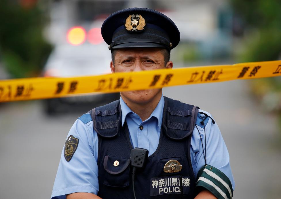 5. Убийца почти сразу сдался полиции.