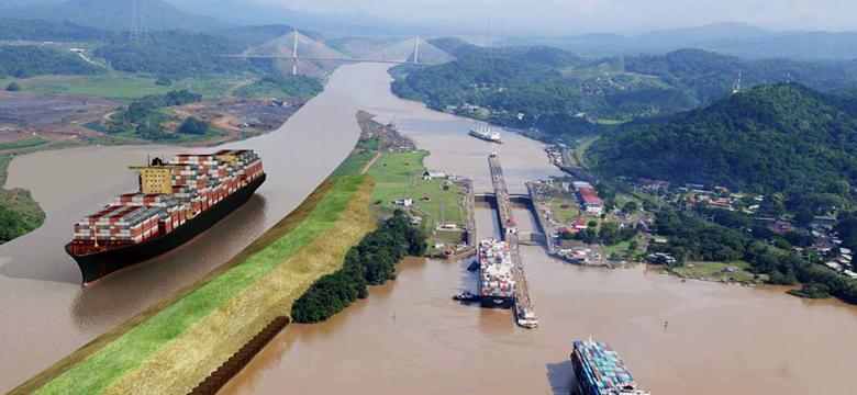 1. Расширение Панамского канала.